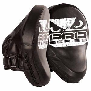 Bad Boy Curved Contour Focus Mitts